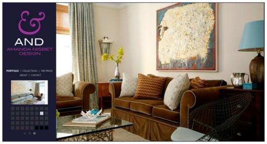 6个家居装修类网站设计佳作赏