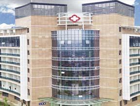网站案例:宝芝林医院建设